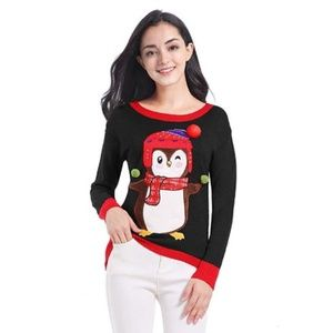 v28 Ugly Christmas Sweater for Women